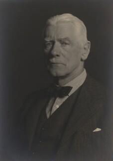 Sir John Edward Thornycroft, by Walter Stoneman - NPG x185675