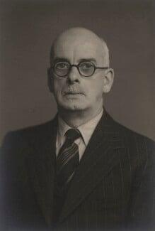 Sir (Arthur) Landsborough Thomson, by Walter Stoneman - NPG x185676