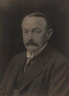 Sir Graeme Thomson, by Walter Stoneman - NPG x185681