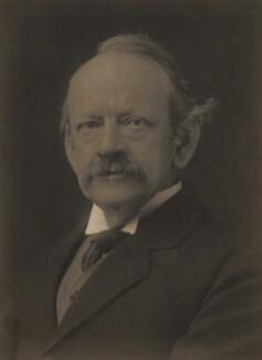 Sir Joseph John Thomson, by Walter Stoneman - NPG x185682