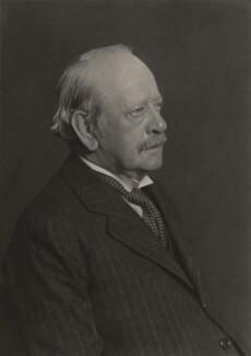 Sir Joseph John Thomson, by Walter Stoneman - NPG x185683