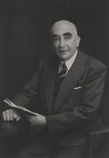 Sir William Willis Dalziel Thomson, by Walter Stoneman - NPG x185688