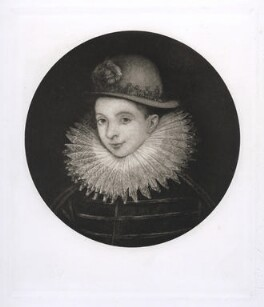 Called King James I of England and VI of Scotland, after Unknown artist - NPG D42683