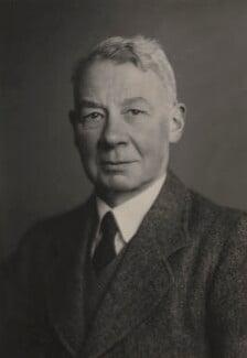 Eustace Mandeville Wetenhall ('E.M.W.') Tillyard, by Walter Stoneman - NPG x185701