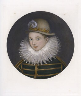 Called King James I of England and VI of Scotland, after Unknown artist - NPG D42684
