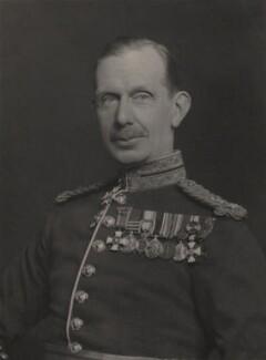 Reginald Henry Dalrymple Tompson, by Walter Stoneman - NPG x185717