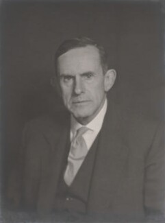 Sir Robert Clarkson Tredgold, by Walter Stoneman - NPG x185734