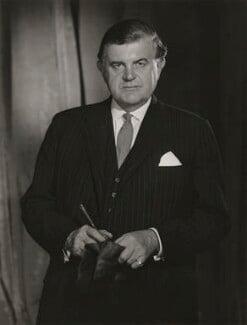 Sir (Gerald) Kennedy Nicholas Trevaskis, by Walter Bird - NPG x185742