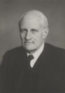 George Macaulay Trevelyan, by Walter Stoneman - NPG x185744
