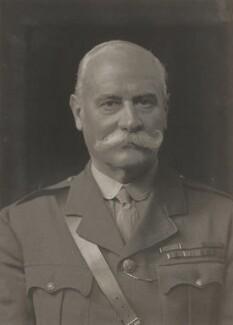 Sir Frederick Treves, 1st Bt, by Walter Stoneman - NPG x185745