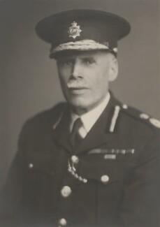 Sir (Herbert) Alker Tripp, by Walter Stoneman - NPG x185749