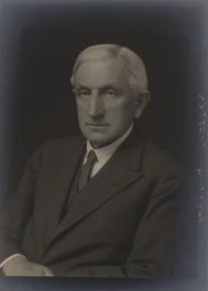 Wilfred Batten Lewis Trotter, by Walter Stoneman - NPG x185750