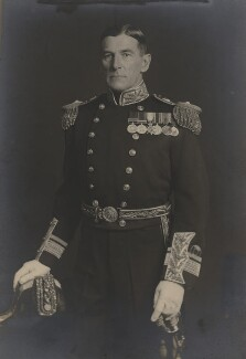 Sir James Andrew Gardiner Troup, by Walter Stoneman - NPG x185751