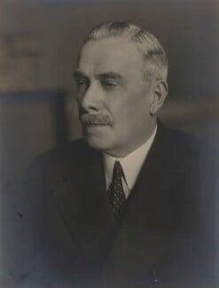 George Clement Tryon, 1st Baron Tryon, by Walter Stoneman - NPG x185753