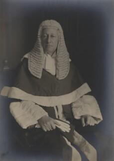 Frederick James Tucker, Baron Tucker, by Walter Stoneman - NPG x185756
