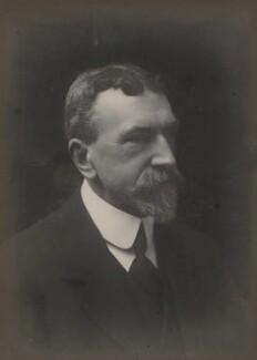 Alfred Edwin Howard Tutton, by Walter Stoneman - NPG x185764
