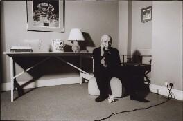 Francis Goodman, by Robin Cracknell, Spring 1989 - NPG x137367 - © Robin Cracknell
