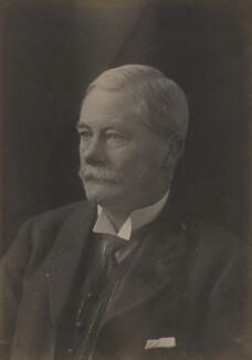 Herbert Hall Turner, by Walter Stoneman - NPG x185770