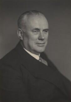 Sir Henry Samuel Edwin Turner, by Walter Stoneman - NPG x185771
