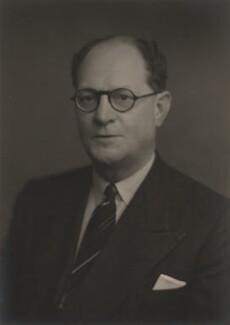 Sir Victor Alfred Charles Turner, by Walter Stoneman - NPG x185776