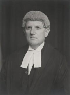 Gerald Ritchie Upjohn, Baron Upjohn, by Walter Stoneman, 1955 - NPG x185799 - © National Portrait Gallery, London