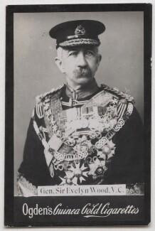 Sir (Henry) Evelyn Wood, published by Ogden's - NPG x137370