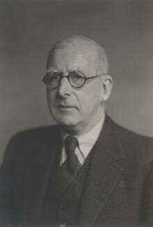 Sir Douglas Veale, by Walter Stoneman - NPG x185817