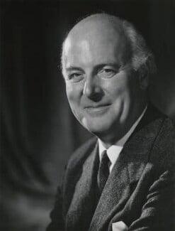 John Grimston, 6th Earl of Verulam, by Walter Bird - NPG x185828