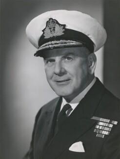 Sir (John) Michael Villiers, by Walter Bird - NPG x185832
