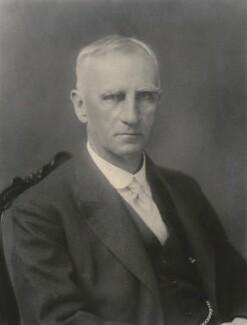 Sir William Henry Hoare Vincent, by Walter Stoneman - NPG x185834