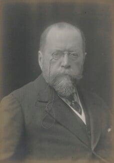 Sir Paul Gavrilovitch Vinogradoff (Pavel Gavriilovich Vinogradov), by Walter Stoneman - NPG x185836