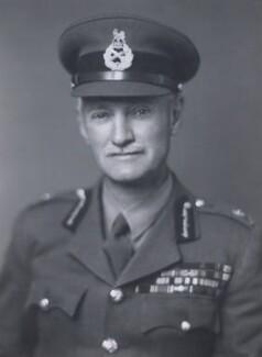 Colwyn Henry Hughes Vulliamy, by Walter Stoneman - NPG x185840