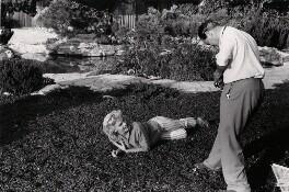 Marilyn Monroe; Baron (Sterling Henry Nahum), by Baron (Sterling Henry Nahum) - NPG x137374