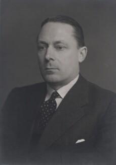 Harold Arthur Watkinson, 1st Viscount Watkinson, by Walter Stoneman - NPG x185940