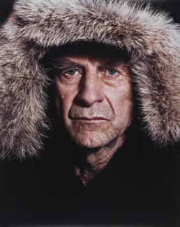 Sir Ranulph Fiennes, by Chris Winter - NPG x137379