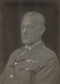 Sir Charles Gordon Gordon-Watson, by Walter Stoneman - NPG x185948