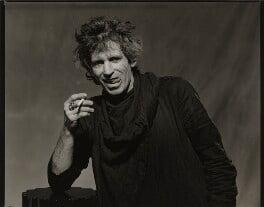 Keith Richards, by Bob Carlos Clarke - NPG x137385