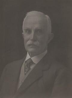 Sir Herbert Edward White, by Walter Stoneman - NPG x186115