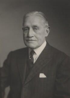 Lewis Frederic Green-Wilkinson, by Walter Stoneman - NPG x186154