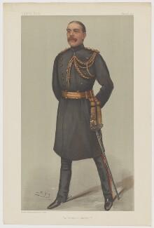 Sir Edward Willis Duncan Ward, 1st Bt, printed by Vincent Brooks, Day & Son, after  Sir Leslie Ward - NPG D42757