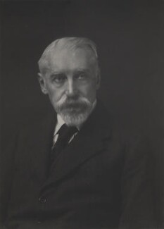 Percy Alexander Macmahon, by Walter Stoneman - NPG x186432