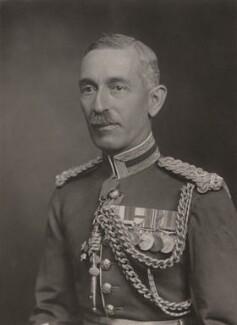 Hugh Francis Edward Macmahon, by Walter Stoneman - NPG x186433