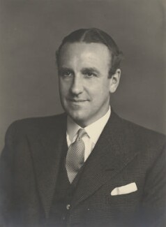 (Alfred) Ernest Marples, 1st Baron Marples, by Walter Stoneman - NPG x186489