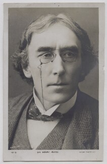 Sir Henry Irving, by Herbert Rose Barraud, published by  Rotary Photographic Co Ltd - NPG Ax137403