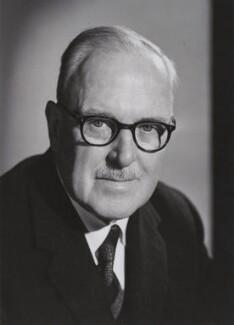 Sir Ernest Marsden, by Walter Bird - NPG x186496