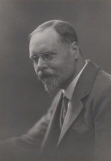 Francis Hugh Adam Marshall, by John Palmer Clarke - NPG x186502