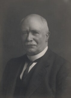 William Ferguson Massey, by Walter Stoneman - NPG x186538