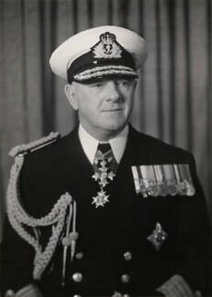 Sir (Robert) Cyril May, by Walter Bird - NPG x186568
