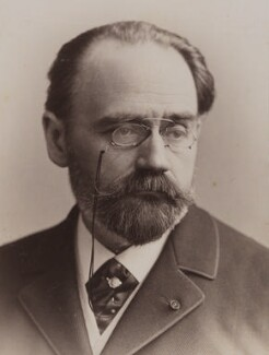 Émile Zola, by Unknown photographer - NPG P1700(42e)