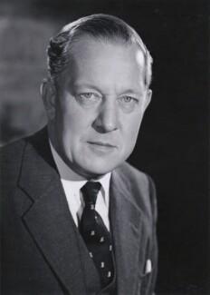 Sir George Humphrey Middleton, by Walter Bird - NPG x186619
